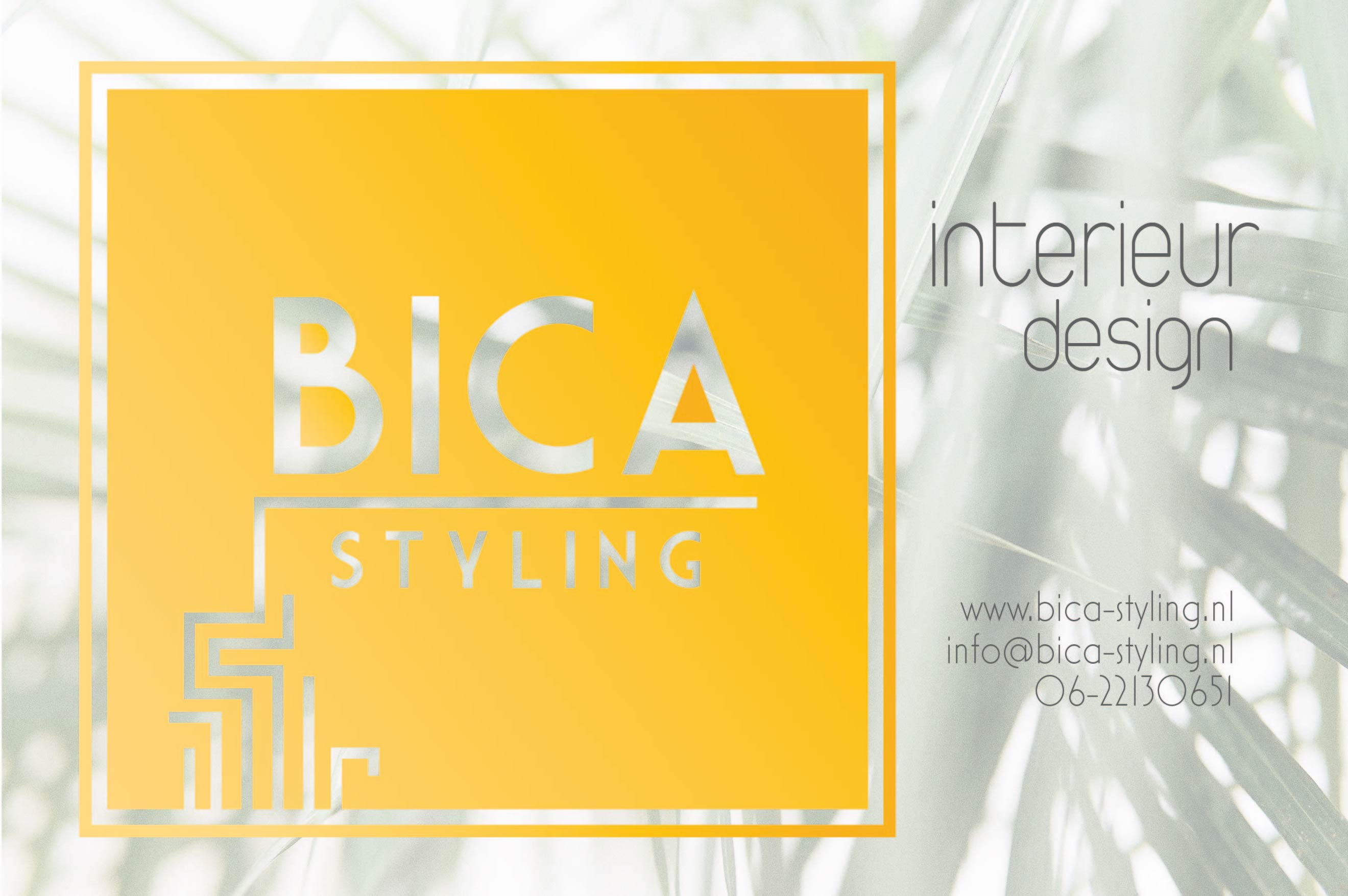 BICA styling interieurstyling interieurdesign