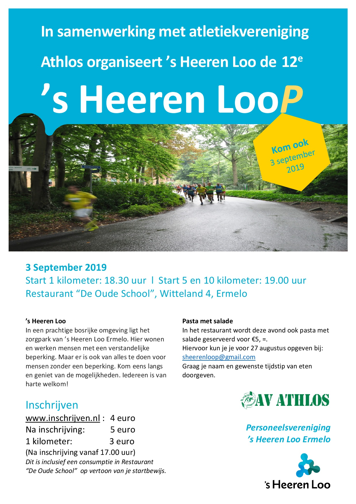 Flyer 2019 sheerenloop
